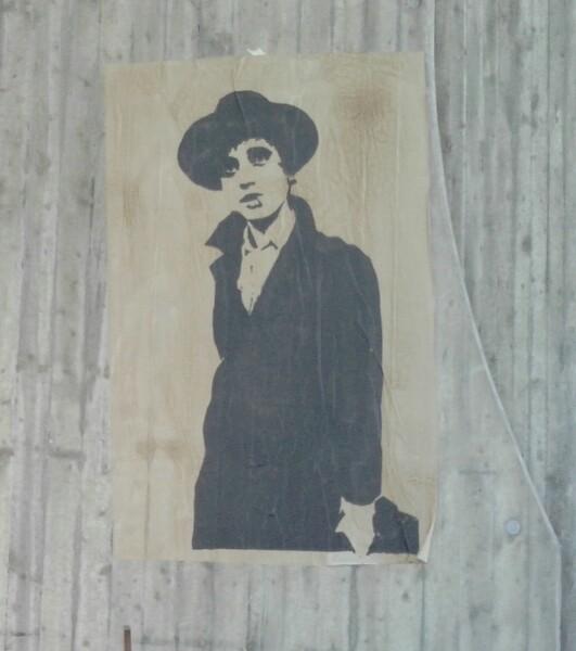 Pete Doherty Stencil