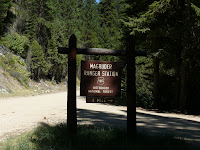 Magruder Ranger Station Photo