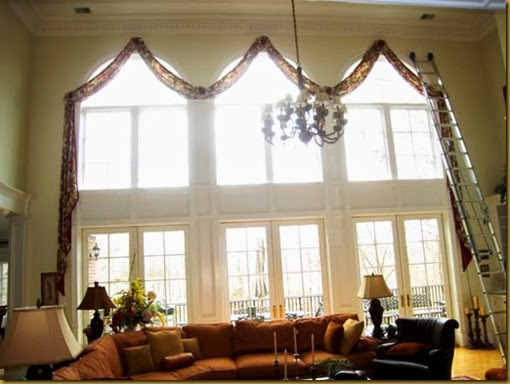 arch window coverings