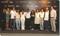Finalistas das premiações do Prêmio Empreendedor Social 2011