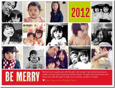 Merriest Photo Grid