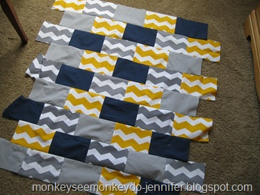 chevron quilt tutorial (3)