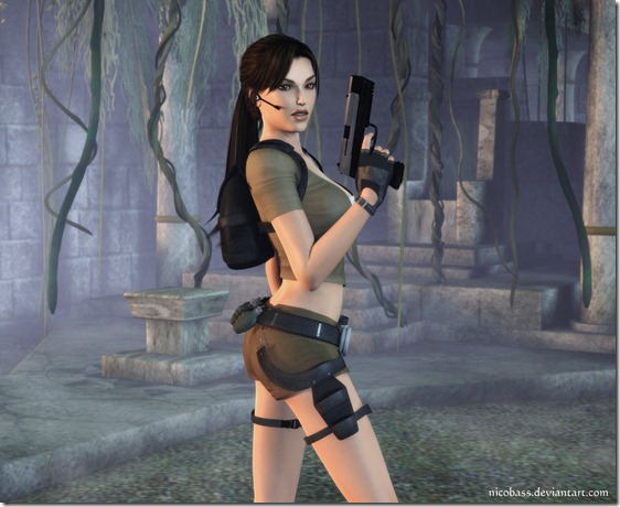 Lara Croft (128)