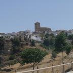 Approaching Alhama de Granada