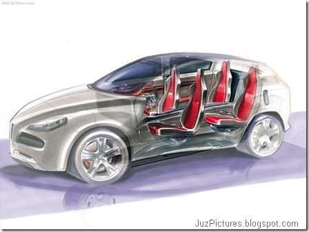 Alfa Romeo Kamal Concept6