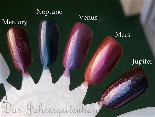 W7 Metallic Mars Venus Jupiter Neptune Mercury