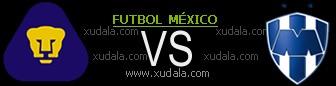 Pumas UNAM vs Monterrey