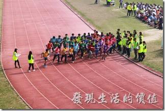 體適能測驗(800或1600跑步)