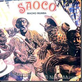 SAOCO - MACHO MUMBA-FRONT