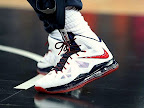 usabasketball lebron10 red swoosh 02 USA Basketball