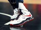 usabasketball lebron10 red swoosh 02 USA Basketball
