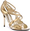 Guess Metallic Tokenique sandal ShoesNBooze