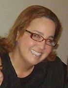 Cláudia Jimenez em junho de 2011