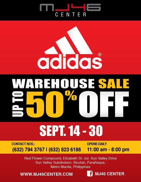 EDnything_Adidas Warehouse Sale