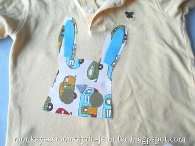 boys' shirt with bunny applique (3)
