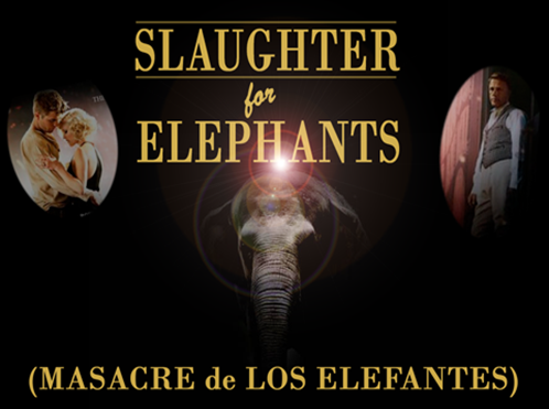 slaughterforelephants