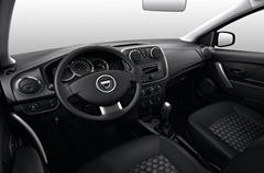 Renault Sandero Logan 2014 painel