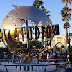 Universal Studios Hollywood Entrance - LA