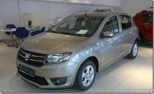 Dacia Sandero 0513 04