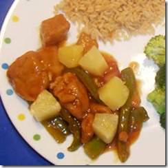 Vegetarian Recipes : Sweet and Sour Seitan