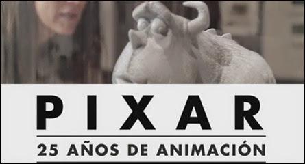 25 años de Pixar