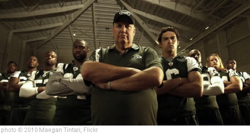 'the NY jets : Hard Knocks hbo' photo (c) 2010, Maegan Tintari - license: http://creativecommons.org/licenses/by/2.0/