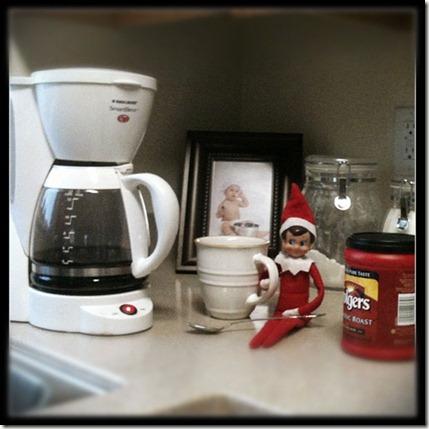 Coffee Maker Elf
