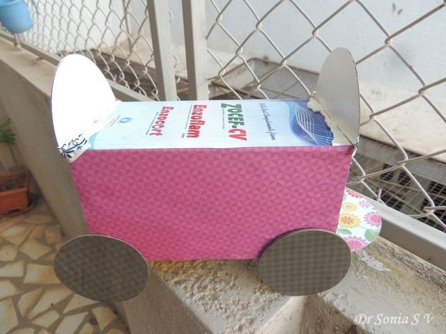Paper Caravan 3