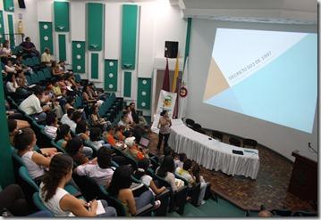 La presentación de Asguiatol se realizó en el Auditorio Regional del SENA, donde se trazaron lineamientos para la labor durante las fiestas folclóricas del Tolima.