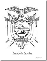 escudo escuador para colorear 3 1
