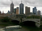 Mar 11 - Princes Bridge, Melbourne