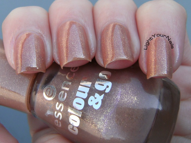 Essence Colour&Go Cookie Love