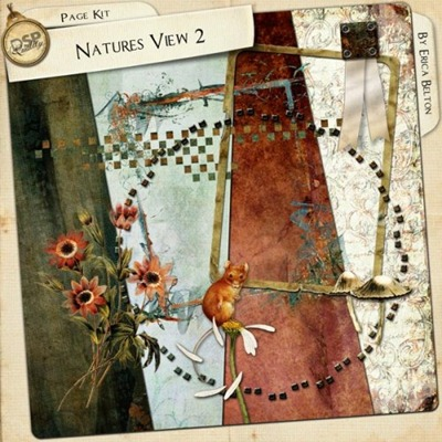 Natures View 2 Page Kit