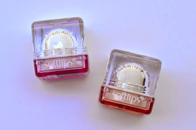 Softlips Cube in Vanilla Bean and Berry Bliss