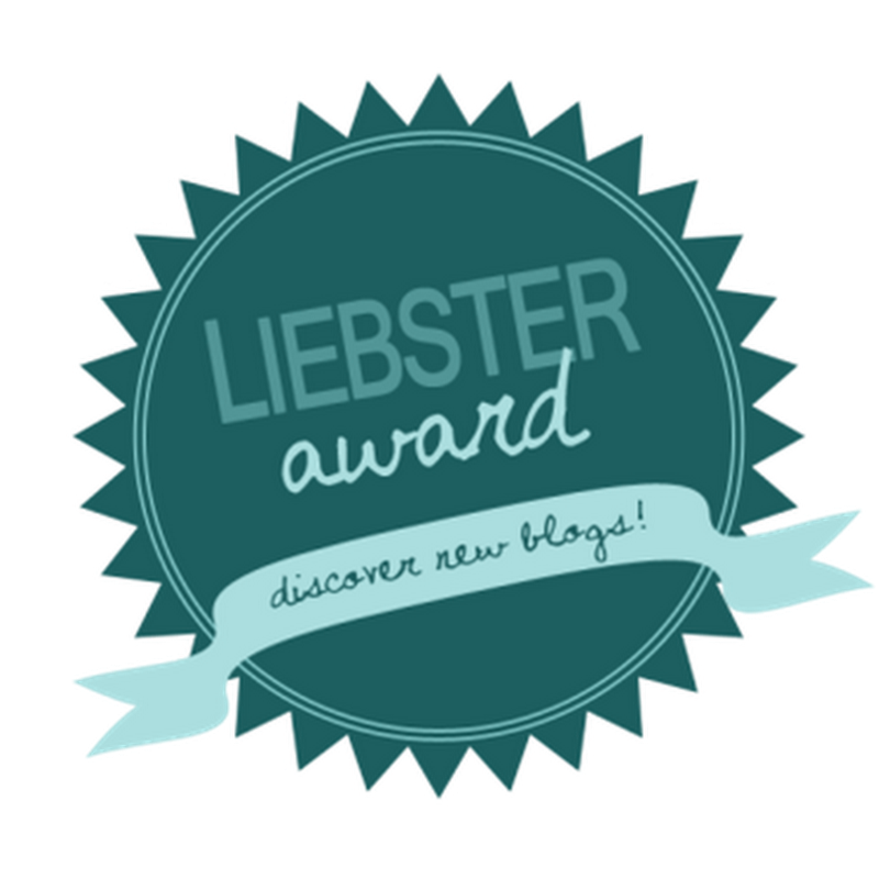 "dreimal ""Liebster-Blog-Award"""