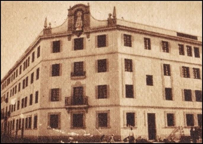 Grupo de viviendas Virgen de los Desamparados. 1953 copia