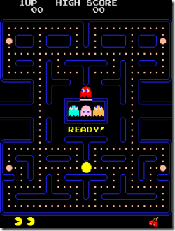 PacMan Best Retro Game Ever