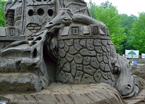 castelo de areia maior do mundo guinnes world book desbaratinando (29)