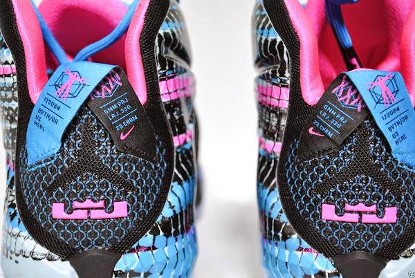 Release Reminder Nike LeBron XII 822023 Chromosomes8221