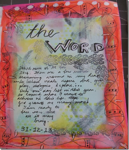 2014 1st page the word