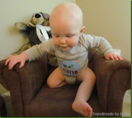 Eli's 9 months old 008