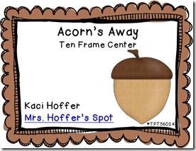 acorns center