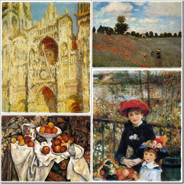 orsay collage