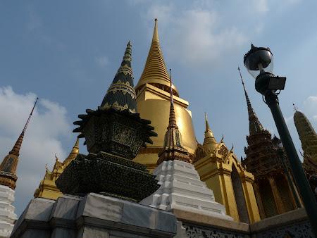 Obiective turistice Thailanda: Marele Palat Bangkok