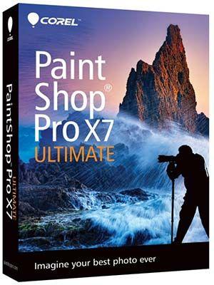 Corel Paint Shop Pro full indir
