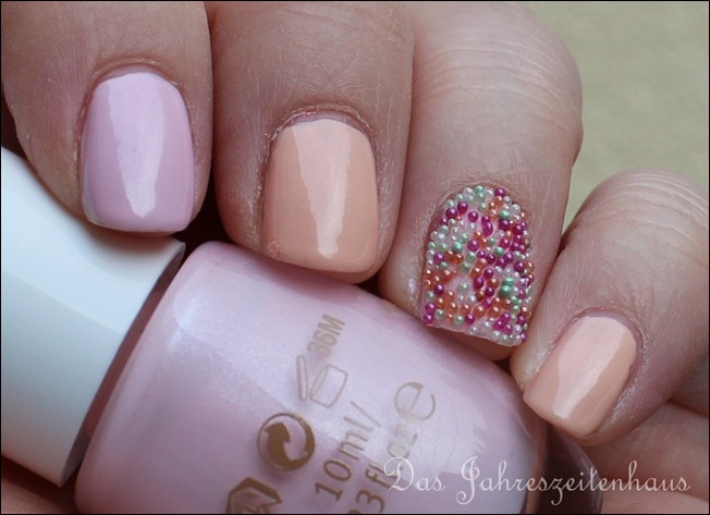 Essence Me and My Ice Cream  Nagellack ben & cherries icylicious 4