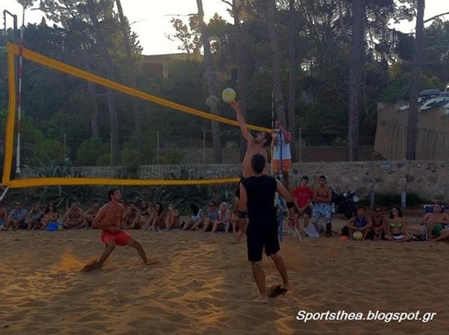 Νικητές και τροπαιούχοι οι Λειβαθιώτες στο 1ο τουρνουά Beach Volley στα Λέπεδα (Φώτο)