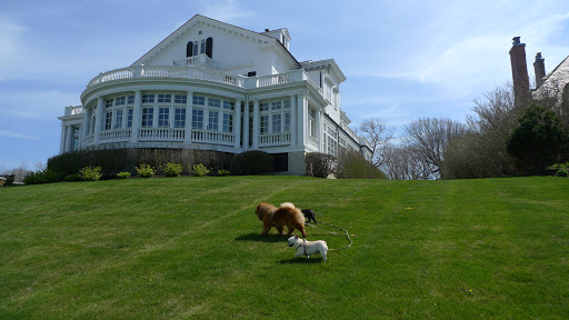 Well girls, we've had quite an adventure in Newport!  Now it's time to sit back and relax at this beautiful property!