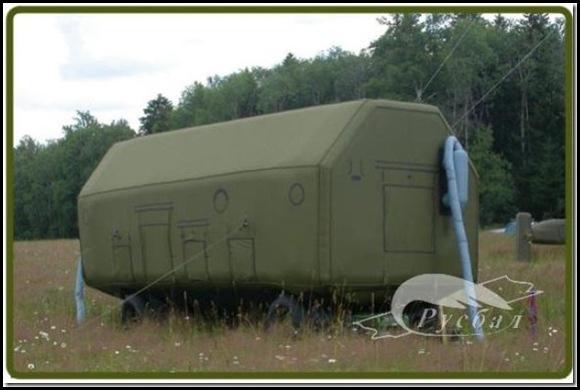 Russie une armée gonflable-9