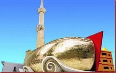 Troufa Real desenhou e projectou uma nova igreja para o Restelo.